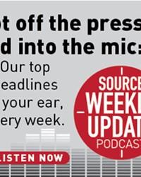 The Source Weekly Update Nov 10