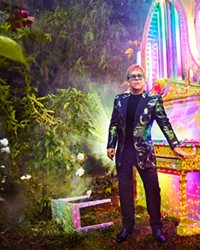 """Elton John's """"Jewel Box"""" contains a bevy of unreleased material."""