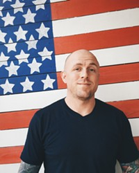 Chad Kuske served as a Navy SEAL for 18 years before retiring in 2017. He sought psilocybin therapy for PTSD with the help of the nonprofit Veterans Exploring Treatment Solutions.