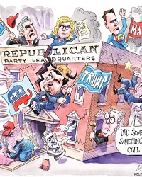 Matt Wuerker—Week of January 21