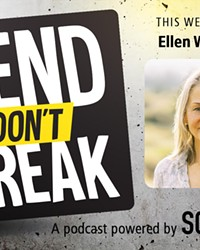 Listen: Ellen Waterston on Writing (and Walking) the High Desert  🎧