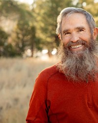 Burt Gershater is a counselor who has had a popular column in Flagstaff for 13 years. Now, he's doing the same in Central Oregon.