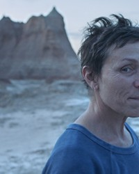 """Watch Frances McDormand win another Oscar in """"Nomadland."""" She's perfect."""