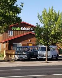 One of Redmond's smoke shops, Inhale Exhale Smoke & Vape, could become a dispensary if marijuana is legalized on the national level.