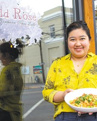 Wild Rose Co-owner Rosie Westlund.