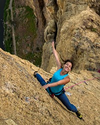 She Moves Mountains encourages people of all gender identities and minorities to try something new outdoors, from rock climbing to backpacking—all across the PNW!