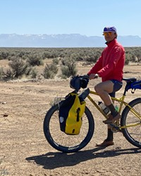 While riding your bicycle in town is a recommended summer move, so is recreating in the vast lands east of Bend and Redmond, where acres of public lands get fewer visitors than the showier mountain areas.