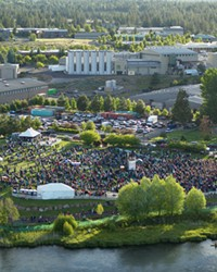 A new stage setup and a partnership with Live Nation mean Les Schwab Amphitheater is leveling up this year.