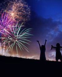 On this Fourth of July, celbrate safely without personal fireworks.