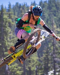 Who needs skis? Fly down and around the mountain on your bike this summer with two racing events.