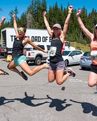Grab your buds and get running. Cascades Lakes Relay has two fun options to run and build community this year.