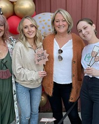Cheers to @wrenandwild, voted Best Beauty Boutique in our Best of Central Oregon readers' poll! Their crew and many other winners showed up and posed for pics at our #bestofcentraloregon garden party, and now get Instagram of the Week. Winners get a free print from @highdesertframeworks!