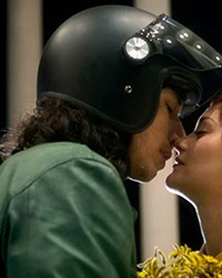 """Adam Driver and Marion Cotillard absolutely sing in """"Annette."""""""