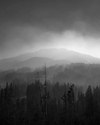 Cheers to @cazztr0 for this capture of Mt. Bachelor in the smoke. Love the image, not the burning eyes and lungs that come with it! Tag us @sourceweekly for a chance to be featured here and as the Instagram of the Week in the Cascades Reader. The winning photo gets a free print from @highdesertframeworks!