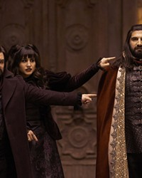 """Are you watching """"What We Do in the Shadows?"""" It's the best comedy on TV and you should be!"""