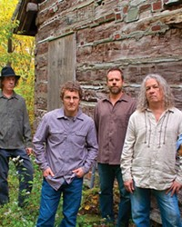 Unconcerned with fitting into a defined genre, Railroad Earth focuses on creating music that leaves listeners feeling good.