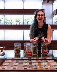Emma Chasen is a bud-ified pro