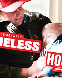 From Homeless to Housed: Transitional housing project offers shelter, transformation and most importantly: Hope.