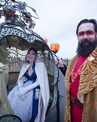 Experience the fire pit competition, royalty and all things winter at WinterFest 2018.