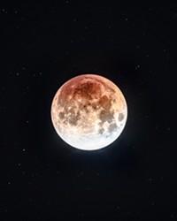 Super Blue Blood Moon Swoon
