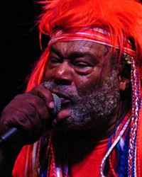 Parallel 44 Presents celebrates 1,000 show with George Clinton and Parliament Funkadelic at Midtown Ballroom 3/22.