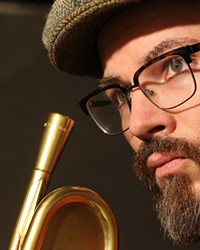 Charlie Porter studied at Juilliard and has traveled the world playing trumpet. He performs at Cascades Theatre on 11/17—part of the routinely sold-out Jazz at Joe's series.
