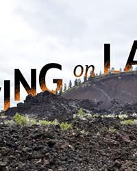Living on Lava