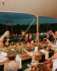 Drinking at weddings is a time-honored tradition. Just make sure Aunt Sally has a ride home!