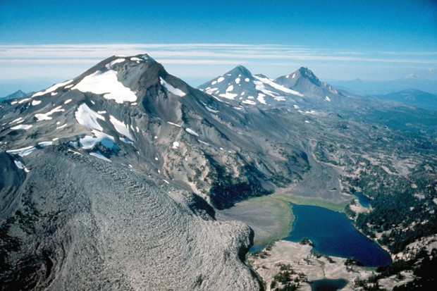 Three Sisters Wilderness Area - WIKIPEDIA