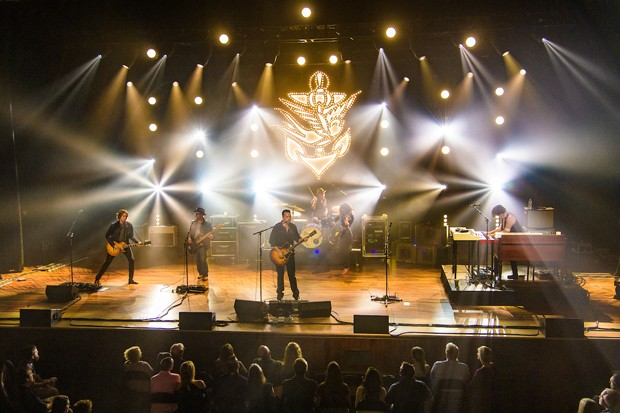Catch Jason Isbell and Father John Misty in their only Oregon show this Sunday at LSA. - ERIKA GOLDRING