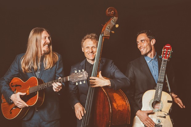 The Wood brothers have a live album releasing in the fall and a studio album toward the start of next year. - ALYSSE GAFKJEN