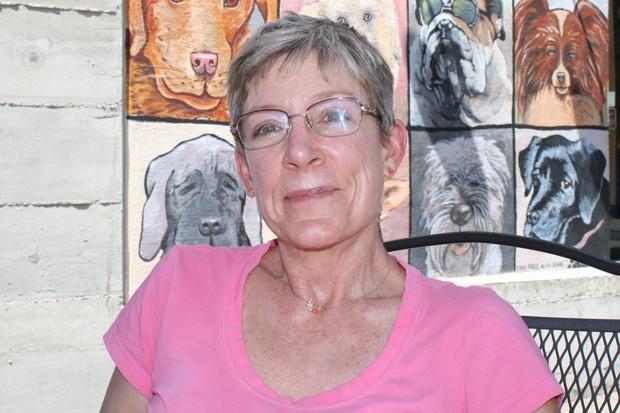 Susie Hickman - TYLER ANDERSON
