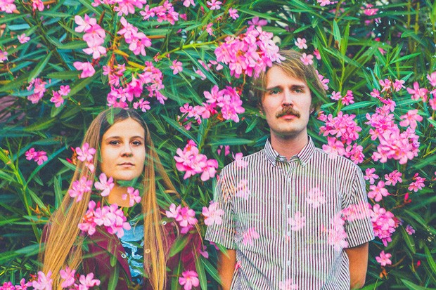 This photo looks just like what a Kacy & Clayton song sounds like, all flowery and stuff. - MATT DUNLAP