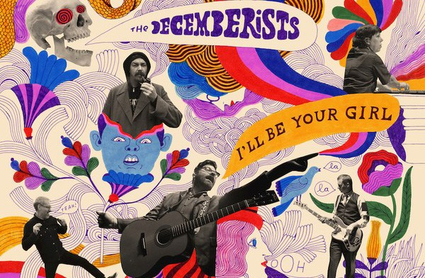 Album of the year goes to The Decemberists. - SUBMITTED