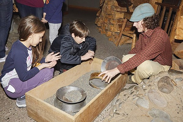 The High Desert Museum  presents Mining Day, Nov. 9. - SUBMITTED