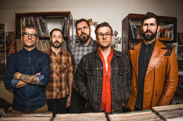 """The Steel Wheels step in a new direction on """"Over the Trees."""" - JOSH SAUL"""