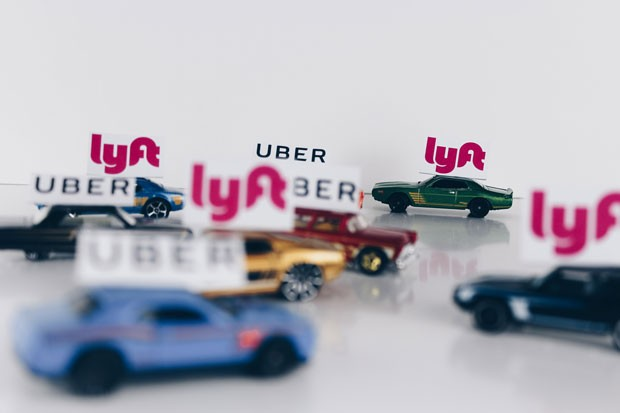 Lyft and Uber drivers dominate the roads on major drinking holidays, but how lucrative is the gig the rest of the time? - UNSPLASH