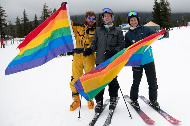 The fourth annual Winter PrideFest kicks off Thursday night, celebrating both the LGBTQ+ community and the snow! - BRENDA BERRY