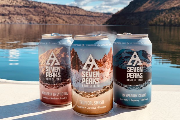 Try one of three hard seltzers flavors by AVID Cider, released last year. - BELLA KREVITZ