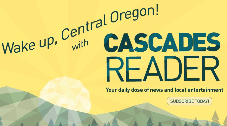 Our daily digital newspaper, the Cascades Reader, will continue to go out daily, including weekends throughout our print closure. - SHANNON COREY