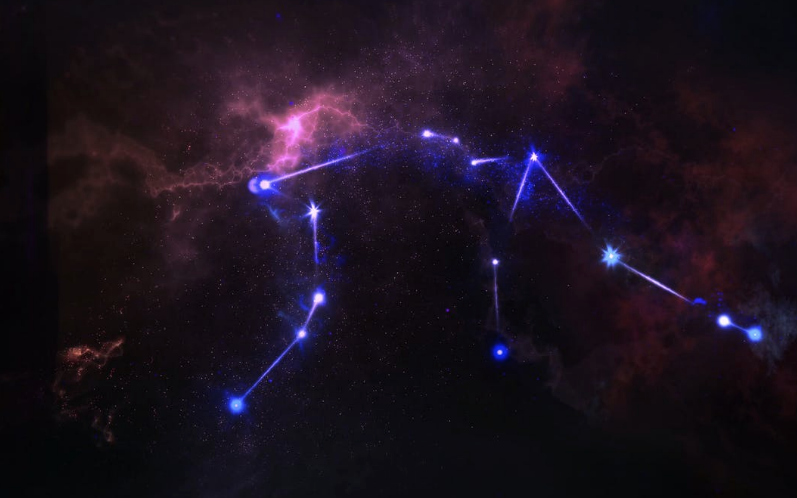 The constellation Aries. - GAM OL, PEXELS