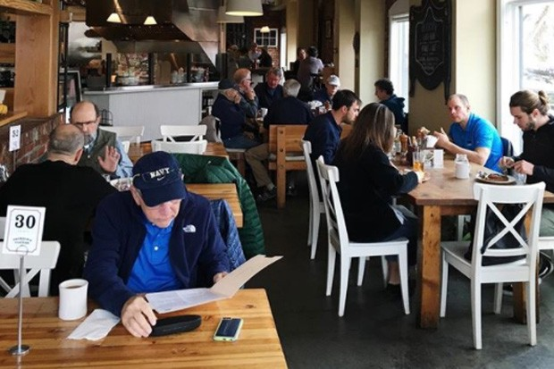 Remember the good old days when we could pack inside our favorite restaurant with no worries in the world? For some Bend eateries, normalcy is being repeatedly put on hold. - @JACKSONSCORNERBEND