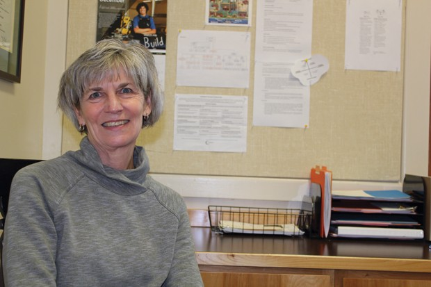 Lora Nordquist is the Bend-La Pine Schools' interim superintendent for the 2020-2021 school year. The BLPS board voted to promote her to the position for one year and put the search to find a new superintendent on hold during the pandemic. - LAUREL BRAUNS
