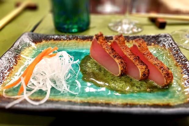 "Have it the chef's way with ""Omakase"" at Bend Izakaya Ronin. - COURTESY RONIN"