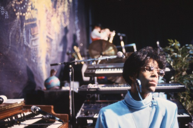 """Two 1987 concerts highlight the Prince """"Sign O the Times"""" boxset. - COURTESY JEFF KATZ"""