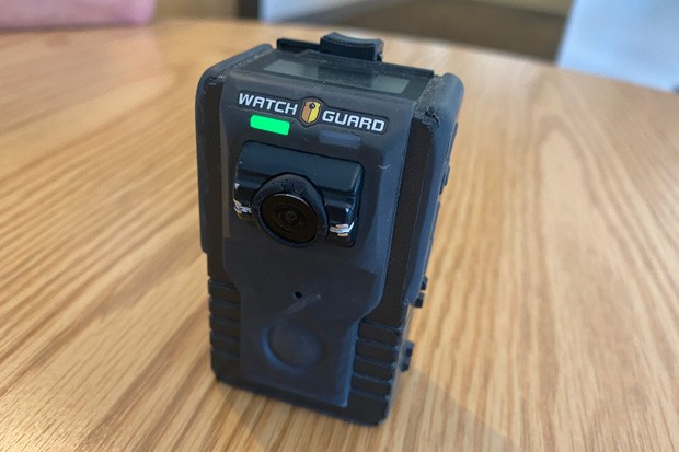 Body cams are coming to Bend police. - LAUREL BRAUNS