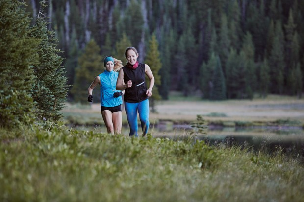 Lawrence says beginning runners should invest in a good pair of shoes, pace yourself, and stretch for at least five minutes after your run. - MIGHTY CREATURE CO.