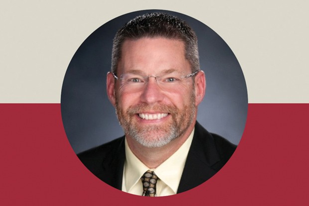 Dr. Steve Cook - COURTESY BEND-LA PINE SCHOOLS