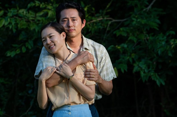 """The magnificent Steven Yeun and Han Ye-ri grow along with the lovely """"Minari."""" - COURTESY OF A24"""