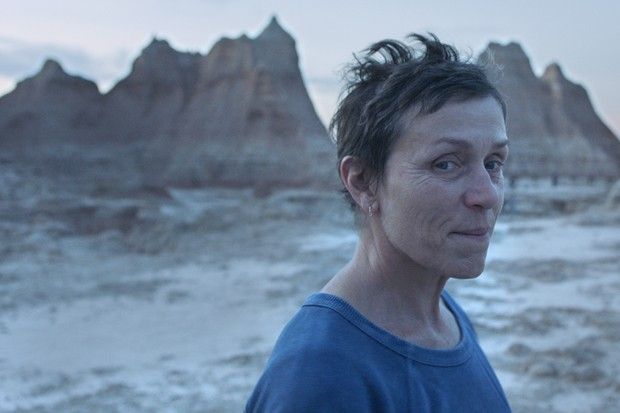 """Watch Frances McDormand win another Oscar in """"Nomadland."""" She's perfect. - COURTESY OF SEARCHLIGHT"""